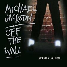 Michael Jackson - Off the Wall - Special Edition CD -  New & Sealed