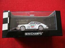 MINICHAMPS® 430 936033 1:43 Porsche 911 Carrera 2 Carrera Cup 1993 MikaHäkkinen