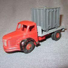267D Vintage Dinky 34B Berliet Plateau Container