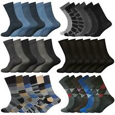 GRAYS DIABETIC CREW SOCKS 36 PAIR GRAY SIZE 13-15 MADE IN THE U.S.A CASUAL