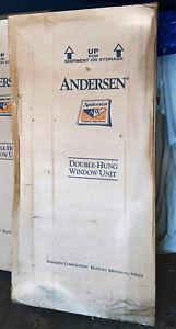 ANDERSEN TW1842 Full Frame Double Hung Tilt Wash Window HP WHITE Low-E Sun