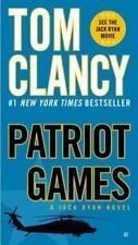 Jack Ryan: Patriot Games 2 by Tom Clancy (2013, Paperback)
