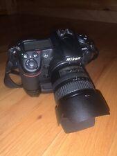 Nikon D300s 12.3MP Digital SLR Camera and Nikon AF-S 18-70 and Nikon AF 70-300