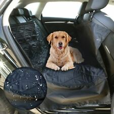 Car Rear Back Seat Cover Pet Dog Protector Waterproof Hammock Mat Liner