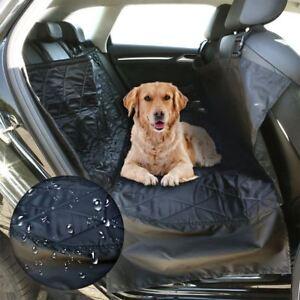 Car Rear Back Seat Cover Pet Dog Protector Waterproof Hammock Mat Liner