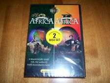 PASSPORT TO AFRICA Bowhunting African Big Game Cape Buffalo RARE DVD SET NEW