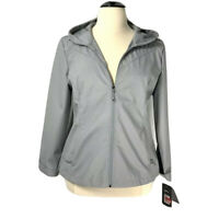 Gerry Jacket NWT Women's Grey Performance Wear Weather Resistant Coat Size XL