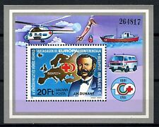 Hungary 1981 SG#MS3382 Red Cross Red Crescent MNH M/S #A53021