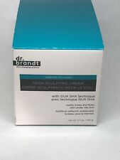 Dr Brandt Needles No More Neck Sculpting Cream Full Size 50g/1.7oz SEALED