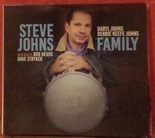 STEVE JONES FAMILY (CD 2015 Strikezone) LN L1089