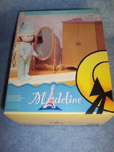 2002 Madeline Doll Large Furniture Set- Bedroom Set