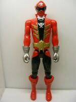 Mighty morpin Power Rangers Jason RED RANGER 12in action figure, bandai 2013