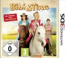 Nintendo 3DS Bibi und Tina Das Spiel zum Kinofilm Top Zustand