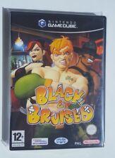 Nintendo GameCube Pal Black & Bruised