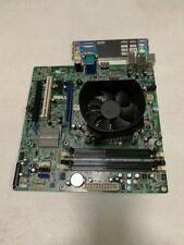 Dell Optiplex 790 Desktop PC Motherboard Intel i3-2120 w/Heatsink 0J3C2F LGA1155