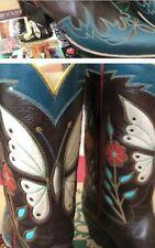 Rocket Buster Cowboy Boots,