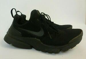 Nike - Ladies - Black - Trainers - UK Size 5.5