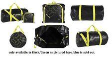Columbia Pfg Barrelhead Duffel sport Bag Size Small, summer boating Black/Green
