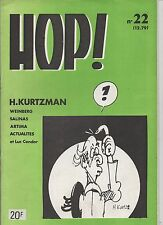 HOP n°22. Kurtzman, Weinberg, Salinas, Artima. 1979. Etat neuf