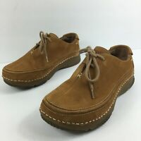 Teva Womens Brown Suede Leather Shoes Size 7