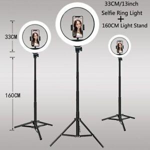 "Neewer Camera LED SMD Ring Light 5500K Photo/Video 18""/48cm Plastic Color Filter"