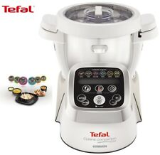 Tefal Cuisine Companion FE800A60 White Cooking Food Processor: White =BRAND NEW=