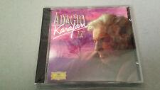 """KARAJAN """"ADAGIO II"""" CD 12 TRACKS 447 835-2"""