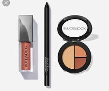 smashbox ablaze eye & lip set new in box full size eyeshadow eyeliner and gloss