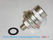**White Stripe**Screw-In**Vacuum Modulator--Fits C6 Transmissions From 1966-1972