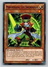 Performapal Life Swordsman - Yugioh Card - Mint / Near Mint Condition