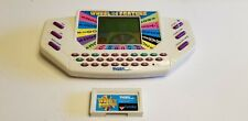 Vintage Tiger Electronics Wheel of Fortune Handheld Game 1995 Tested and works