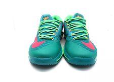 "2014 Nike Zoom KD VI 6 Elite ""Hero Collection"" Turbo Green Vivid Pink Size 13"