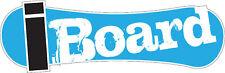 IO Board Adesivo snowboard surf skateboard 180mm