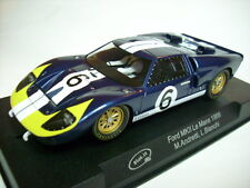 Slot. it ford gt40 MkII le mans 1966 #6 para autorennbahn 1:32 carreras