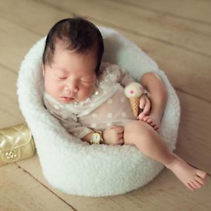 Baby Photography Props Newborn Mini Posing Sofa Seat Infant Photo Shooting Chair