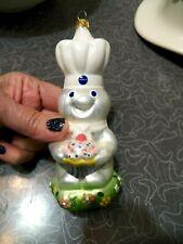 Christmas Polonaise Komozja Kurt S Adler Pillsbury Doughboy ornament w/cupcake