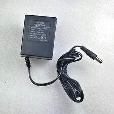 AC-DC Adapter Input 120V AC 60Hz 12W Output 12V DC 300 mA Class 2 Transformer