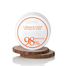 [PETITFEE] Collagen & CoQ10 Hydrogel Eye Patch - (60 PATCHES /1.4g)