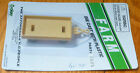 Boley HO 185-202520114 Small Flatbed Tailer -- tan