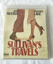Sullivan's Travels [Arrow Academy Blu-Ray] - SEALED  - (ROM)