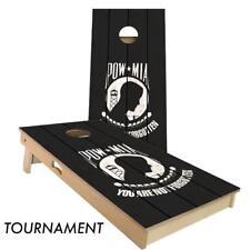 Slick Woody's POW-MIA Cornhole Board Game Set - High Quality Made in USA!!