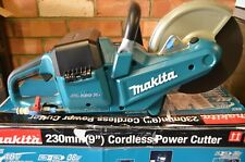 Makita DCE090ZX1 Twin 18V LXT Cordless Brushless 230mm Disc Cutter Bare Unit