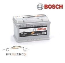 Bosch S5 007 74Ah 750A 12V Autobatterie Starterbatterie Pkw-Batterie Audi Ford