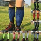 Mens Sports Leg Calf Support Stretch Sleeve Compression Socks Running Basketball