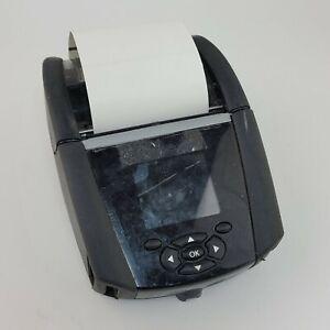 USED Zebra ZQ620 Mobile Wireless Bluetooth POS Docket Receipt Printer ZQ620-A