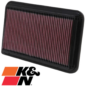 K&N REPLACEMENT AIR FILTER FOR LEXUS ES300 MCV30R 1MZ-FE 3.0L V6