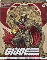 "GI Joe Classified Series 6"" Snake Supreme Cobra Commander Pulse Con Exclusive"