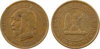 Napoléon III, module 2 francs satirique, guerre 1870, type E -  3