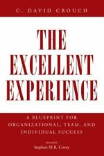 The Excellent Experience: A Blueprint for Organizational, Team, and Individual S