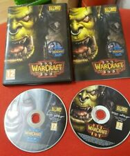 WarCraft 3 - Gold Edition (PC, 2011) complete with booklet,2 discs+ CD-Key codes